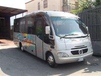 Minibus Mercedes Beluga (2 unita') 26 POSTI/ 30 POSTI