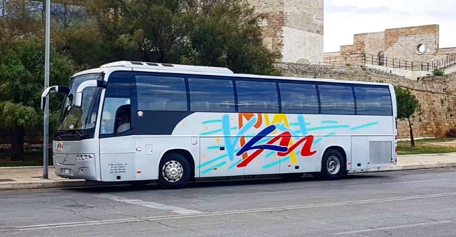Volvo 9700 53 POSTI