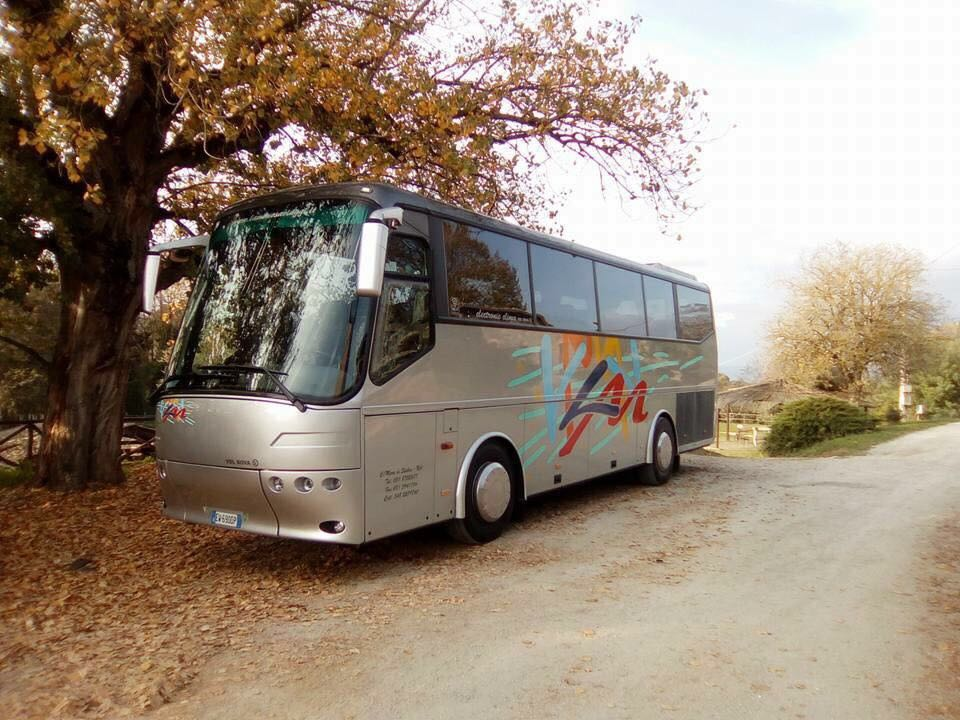 Bus VDL Bova Futura   46 POSTI