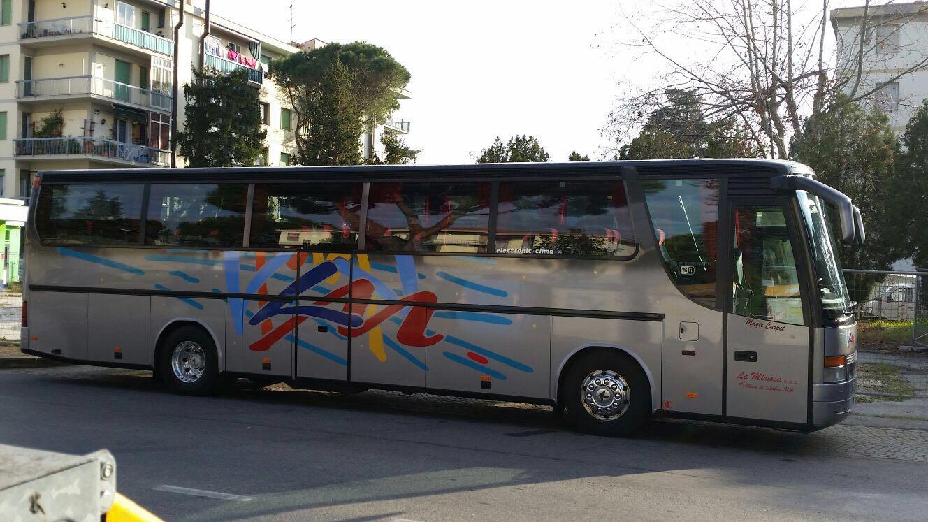 Bus Setra S 315 HD  54 POSTI